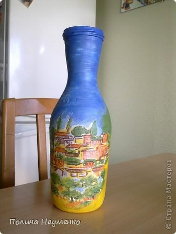 Вид бутылки по кругу)) фото 1