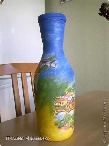 Вид бутылки по кругу)) фото 4