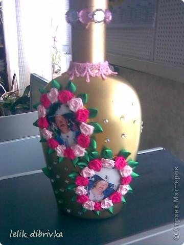 Свадебные бутылки фото 4