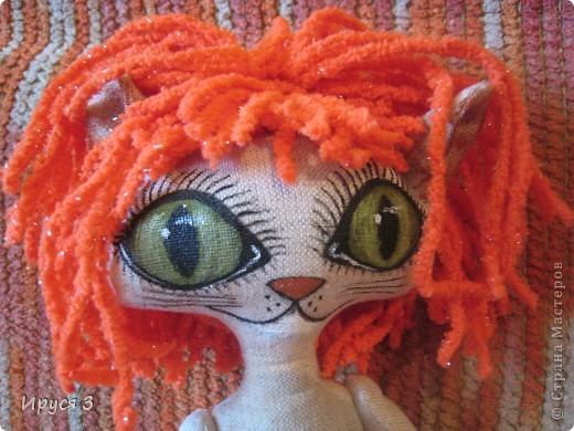 Кошечка Рыженька  фото 3