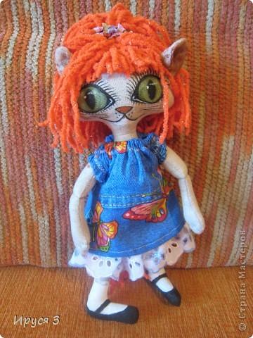Кошечка Рыженька  фото 4