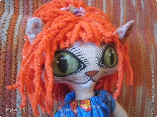 Кошечка Рыженька  фото 6