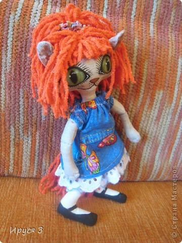 Кошечка Рыженька  фото 7