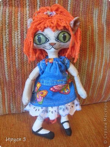 Кошечка Рыженька  фото 1