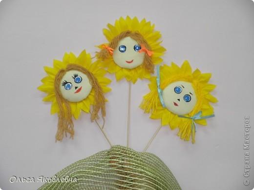 Вот они,наши солнышки-подсолнушки ! Круглый год радуют нас !!!!! фото 1