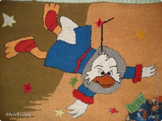 Эти ковры я делала лет 15 назад. И они до сих пор висят и радуют меня и родителей - как привет из детства фото 4