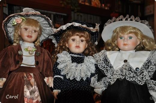 Одри,Кэтрин, Кэрол. фото 1