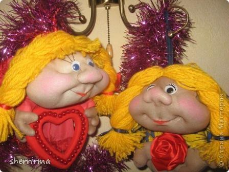 Куклы на удачу .. фото 3