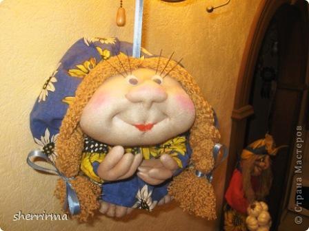 Куклы на удачу .. фото 4