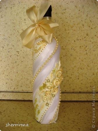 Бутылочки подарочные фото 1
