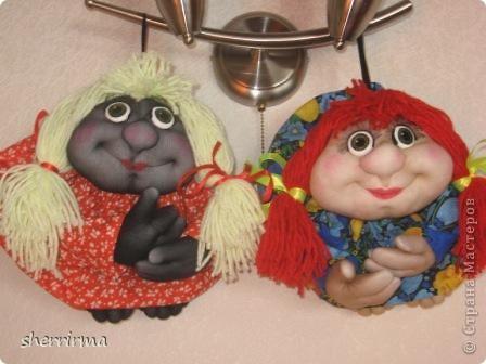 Куклы на удачу .. фото 2