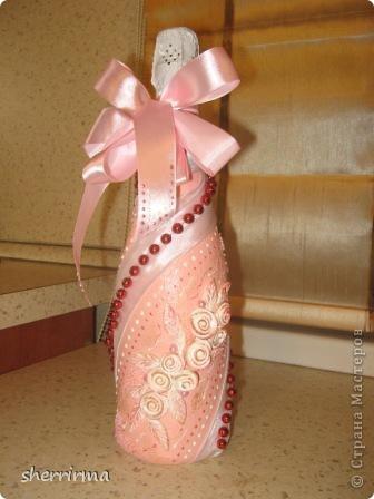 Бутылочки подарочные фото 3