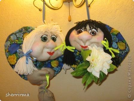 Куклы на удачу .. фото 6