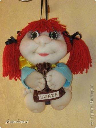 Куклы на удачу .. фото 8