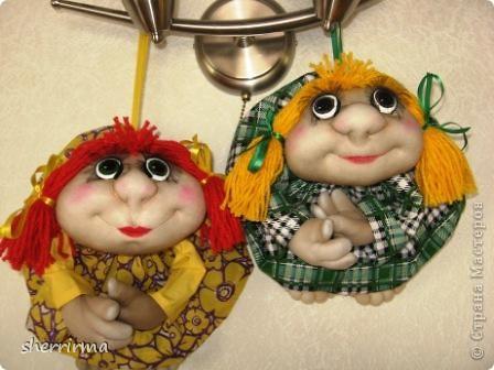 Куклы на удачу .. фото 1