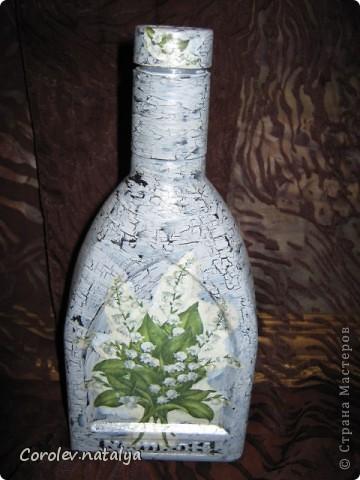 Бутылка подарочная(водка Немирофф) фото 1