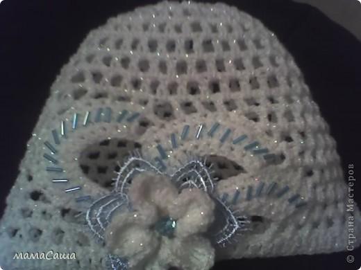 Такая вот связалась шапочка для благотворительной ярмарки ко Дню защиты детей фото 2