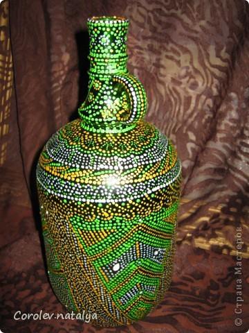 Бутылка для наливок фото 2