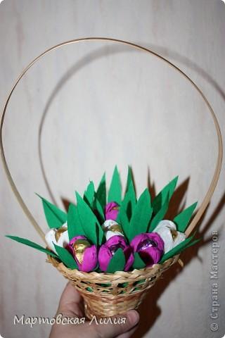 Весенний букетик... фото 3