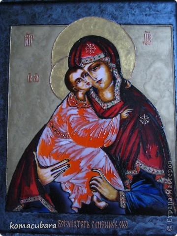 Слиянное око Богородица фото 1