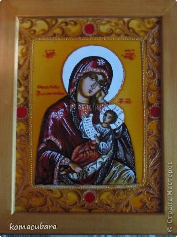 Слиянное око Богородица фото 4