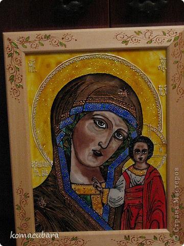 Слиянное око Богородица фото 9