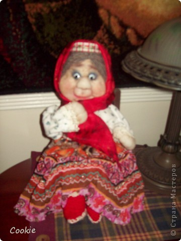 Мои текстильные куклы. фото 2