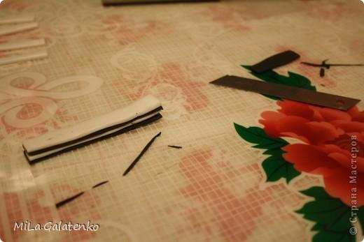 Доброго времени суток,дорогие мастерицы и мастера) хоть я леплю не так давно..но многому научилась) покажу новичкам как можно выложить такой рисунок)))))надеюсь понадобиться))) фото 13