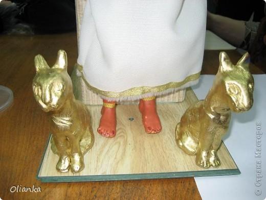 Египетская богиня Бастет фото 2