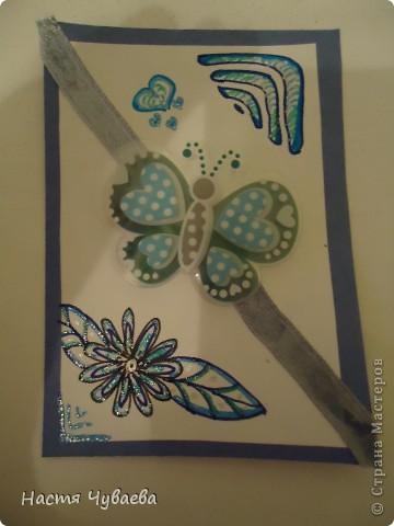 Мои карточки. Серия: бабочки фото 2