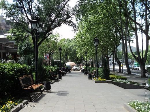 Кто не заблудился в улочках Тбилиси и пришел в назначенное место - приветствуем )) фото 6