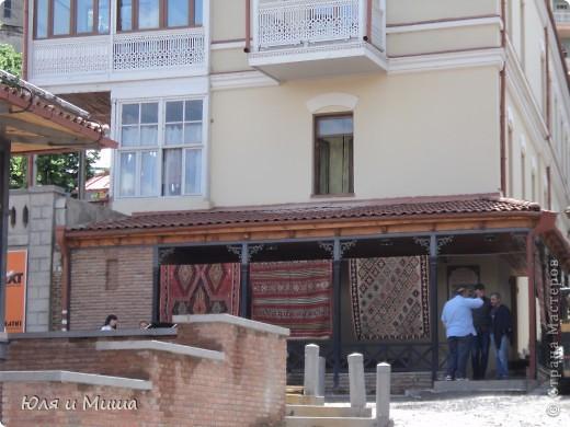 Кто не заблудился в улочках Тбилиси и пришел в назначенное место - приветствуем )) фото 23