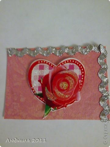 """Вот такие карточки получились у меня, серия называется """"Подарок"""". Первыми выбирают Vitulichka  и   Елена Дичко-Сторожук (если конечно, понравится (я у них в долгу))!  фото 9"""