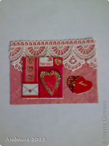 """Вот такие карточки получились у меня, серия называется """"Подарок"""". Первыми выбирают Vitulichka  и   Елена Дичко-Сторожук (если конечно, понравится (я у них в долгу))!  фото 10"""