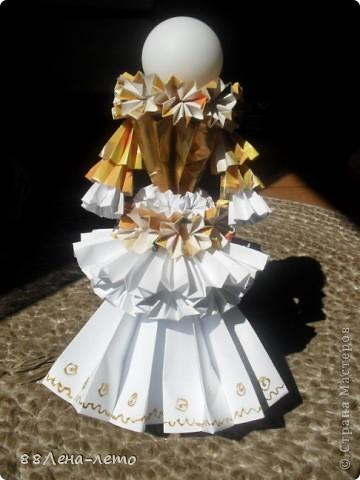 Кукла в золотом. фото 1