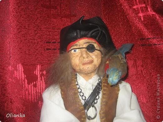 Кукла Пират фото 2
