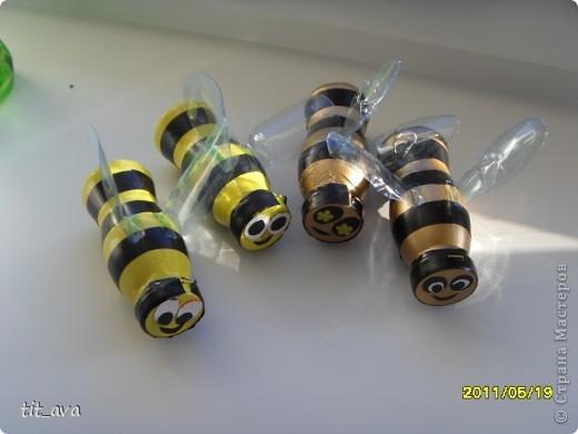 Это были первые пчёлки, поэтому самые аккуратные  фото 3