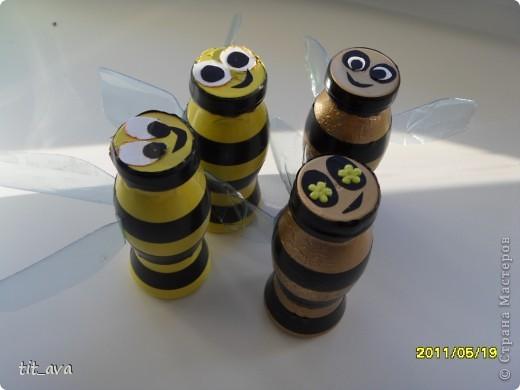 Это были первые пчёлки, поэтому самые аккуратные  фото 4