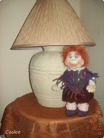 Мои текстильные куклы. фото 4