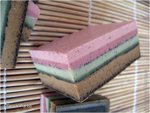Мыло-скраб из обрезков фото 2