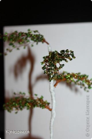 ССЫЛКА НА ЧАСТЬ1: http://stranamasterov.ru/node/199607 Здравствуйте уважаемые мастера и мастерицы! Во второй части наших уроков я бы хотела подробно рассказать как сделать каркас нашей будущей березки. Этот урок, я думаю,  можно будет брать за основу при выполнении других видов деревьев. У нас уже готовы ветви нашего дерева. Их 7 штук. фото 15