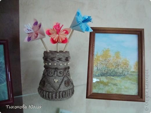Декор баночек, бутылочек фото 3
