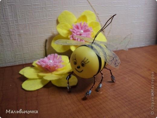 Хочу с Вами поделиться моим вариантом пчелок. фото 16
