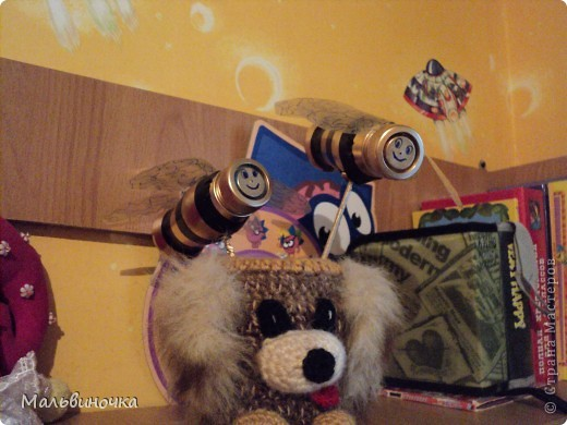 У сына в садике ярмарка,обычно дети несут свои игрушки,продают их за копейки и покупают себе,понравившиеся им игрушки других детей(своеобразный обмен)Я решила что наши игрушки нам еще пригодятся и наконец-то воспользовалась идеями наших замечательных мастериц(Огромное им спасибо!) фото 8