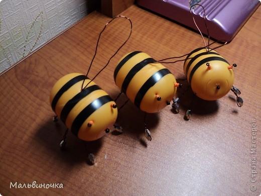 Хочу с Вами поделиться моим вариантом пчелок. фото 13