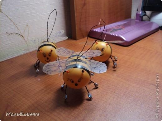 Хочу с Вами поделиться моим вариантом пчелок. фото 2