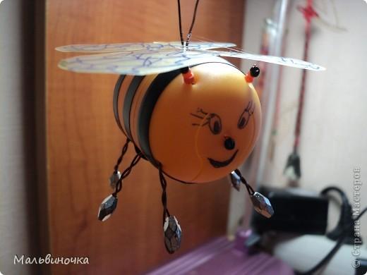 Хочу с Вами поделиться моим вариантом пчелок. фото 1