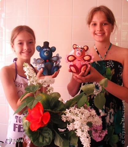 Знакомьтесь, это Шурик и Иришка! Такой подарок к 15-летию со Дня Свадьбы своих родителей сделали фото 2