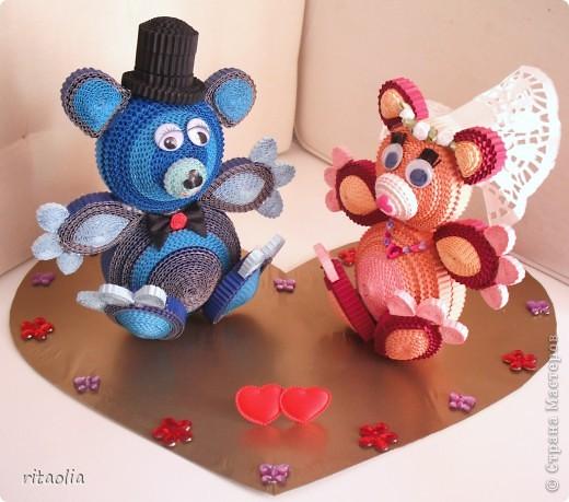 Знакомьтесь, это Шурик и Иришка! Такой подарок к 15-летию со Дня Свадьбы своих родителей сделали фото 5
