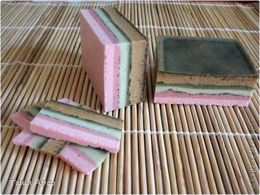 Мыло-скраб из обрезков фото 3